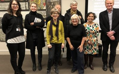 POST MORTEM – THE ARTIST IN THE CITY 6 November 2019 – in collaboration with Guildhall Art Gallery